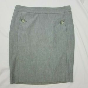 The Limited Pencil Skirt Size 6 Knee Length